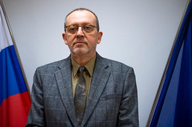 Poverený prvý námestník generálneho prokurátora Jozef Kandera.