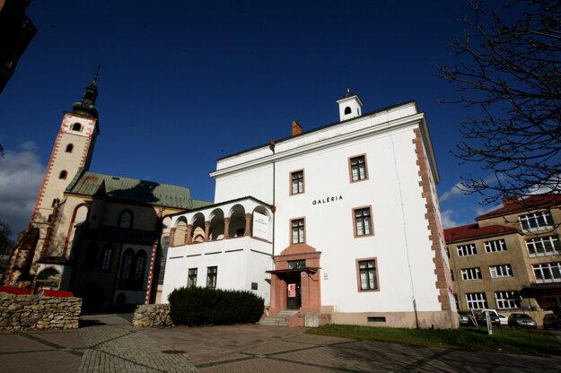 Stredoslovenská galéria v Banskej Bystrici.