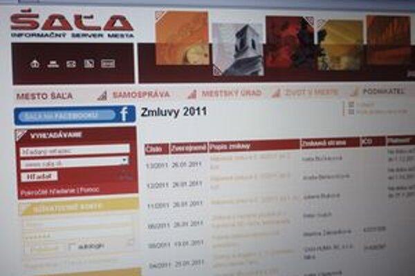 Zmluvy sa vo februári budú dať vyhľadať aj podľa názvu projektu.