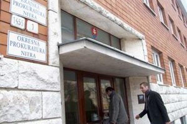 Vedením krajskej prokuratúry je poverený Miroslav Domankuš.