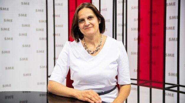 Rozhovory ZKH: Mária Kolíková.