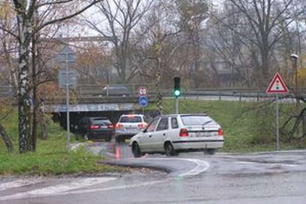 Nová cesta spája Zobor a Staré mesto.