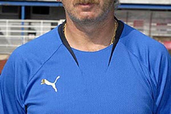 Stanislav Levý je vážnym kandidátom na post trénera FC Nitra.