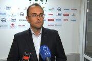Rastislav Chovanec je sklamaný z rozhodnutia SZĽH ohľadom baráže.