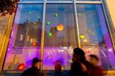 V nočnej Bratislave ožíva hra svetiel