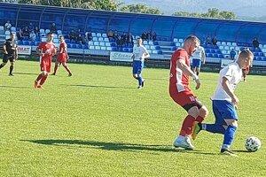 V zápase Solčany - Krušovce sa body delili.