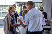 V súčasnosti je úplne zaočkovaných 46 percent slovinského obyvateľstva a 52 percent dostalo najmenej jednu dávku.