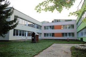 Obnovená škôlka na Bratislavskej ulici v Prešove.