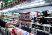 Mliečne produkty by vo vyváženej strave nemali chýbať.