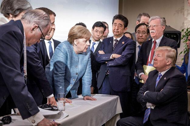Na summite G7