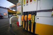 Niektoré britské pumpy sa zatvárajú.