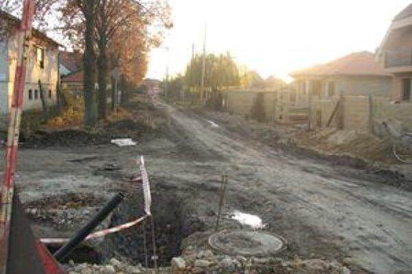 Jednou z obcí, ktoré boli zahrnuté v projekte, bolo aj Tomášikovo.