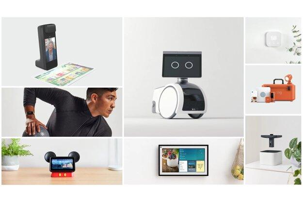 Amazon novinky predstavené počas jesenného uvedenia nových produktov.