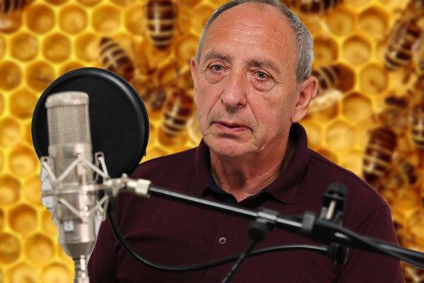 Včelár Peter Korbel
