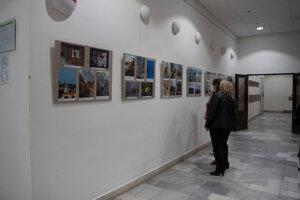 Výstava fotografií Tak to vidíme my