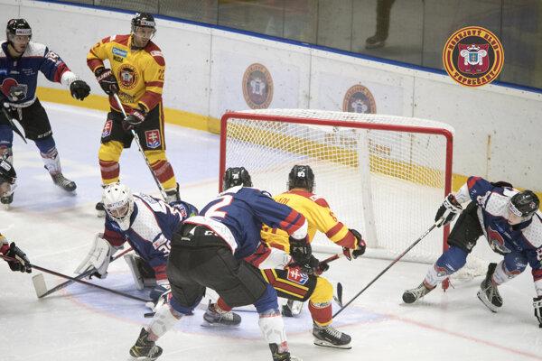 Topoľčany na domácom ľade porazili Brezno.