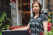 Autorka Barbora Hrínová, víťazka Anasoft Litera 2021