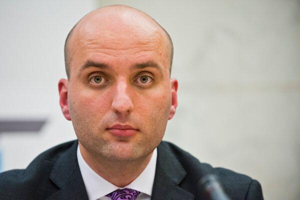 Hlavný ekonóm NBS Michal Hovráth.