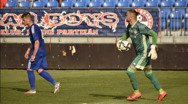 Futbalisti Bardejova sa nachádzajú na chvoste druhej ligy.