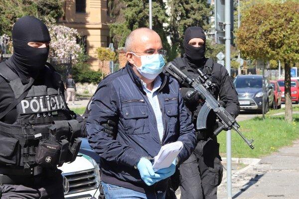 Bývalý šéf Správy štátnych hmotných rezerv Kajetán Kičura.