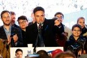 Víťaz maďarských opozičných primárok Peter Marki-Zay.