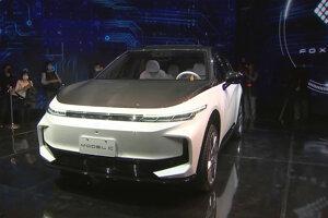 Model auta Foxtron C.