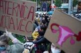 Stovky ľudí pochodovali za bezpečnú a legálnu interrupciu