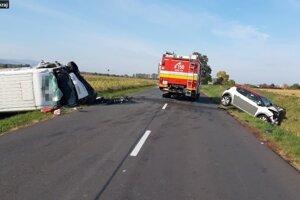 Škoda bola predbežne vyčíslená na 17-tisíc eur.