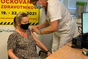 Riaditeľka nemocnice Svet zdravia Alexandra Pavlovičová.