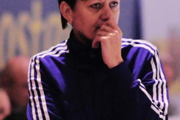 Otázku, či zostane Darina Braunová na lavičke hádzanárok Šale, ešte vedenie klubu neriešilo.