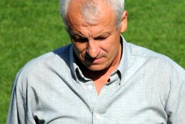 Peter Ančic nedokončí súťažný ročník na lavičke Šale.