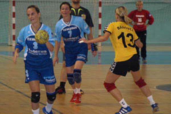 K víťazstvu v dohrávke prispeli aj Jablonická a Hanakovičová.