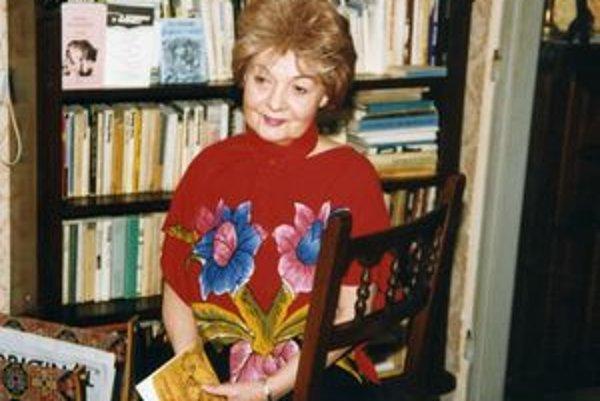 Marína Čeretková - Gállová sa dožila 78 rokov.