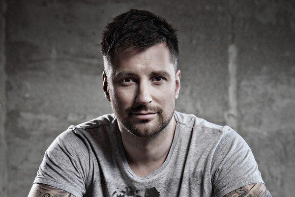 Český herec Petr Vágner (37). Televízni diváci ho môžu vidieť v seriáli Búrlivé víno v úlohe moravského vinára Tomáša.