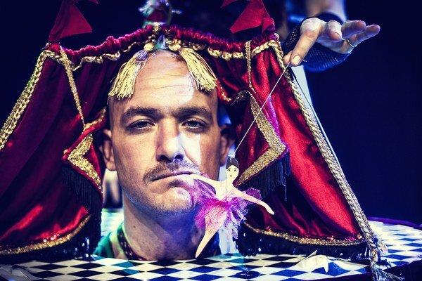 Dnes večer vystúpi súbor Circo Pitanga s inscenáciou Circus 1920 ́
