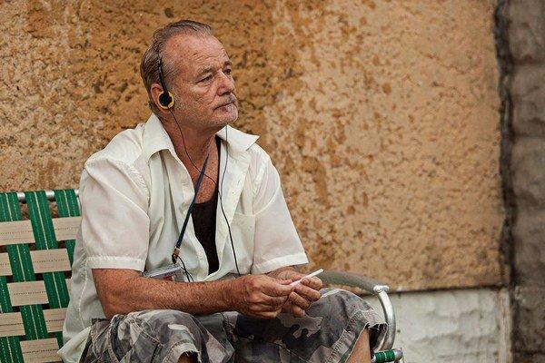 Bill Murray v snímke Miluj suseda svojho (2014).