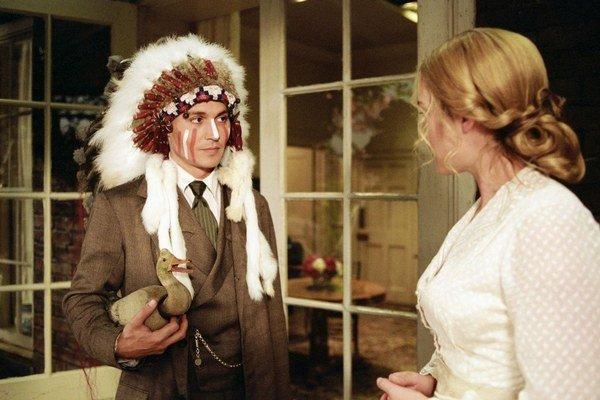 Prečo napísal J. M. Barrie svoju slávnu knihu, rozpráva film Hľadanie Krajiny – Nekrajiny s Johnnym Deppom a Kate Winsletovou.