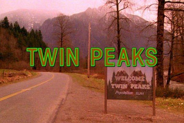 Twin Peaks.