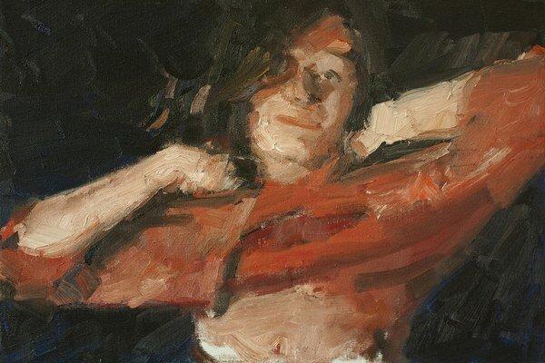 Najnovšie maľby Juraja Kollára sú práve v galérii Zahorian & Co.