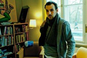Tomáš Klepoch, výtvarník a grafik.