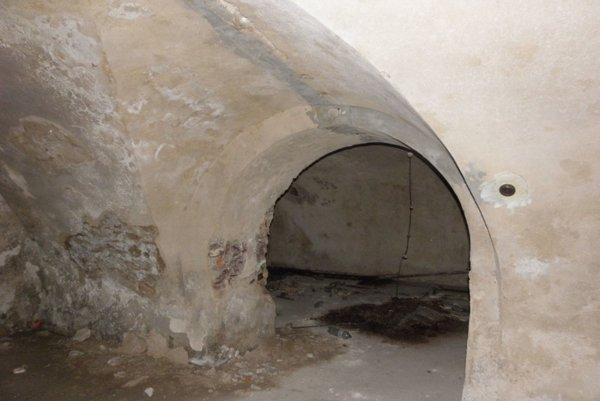 Podzemie kaštieľa Radvanských