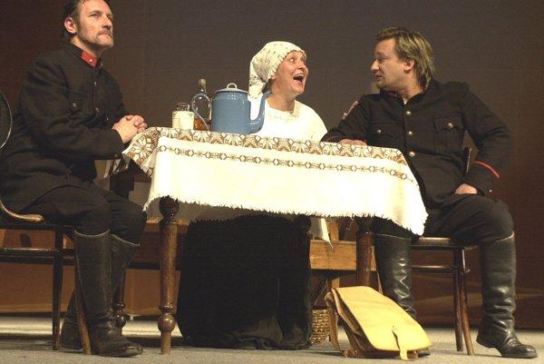 Ochotnícke súbory sa predstavia s divadelnými hrami v Prievidzi.