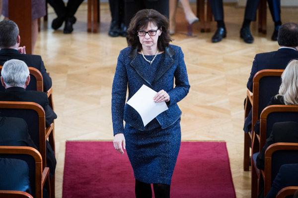 Bojovať proti schránkovým firmám by v novej vláde mala ministerka spravodlivosti Lucia Žitňanská.