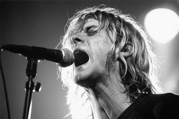 Kurt Cobain (20. február 1967 - 5. apríl 1994)