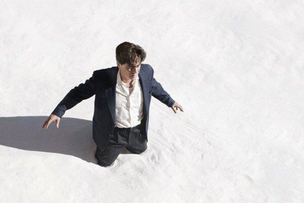Benicio Del Toro vo filme Jimmy P.