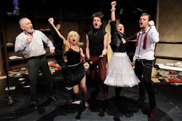 Martinská Europeana upútala aj kvalitnými hereckými výkonmi.