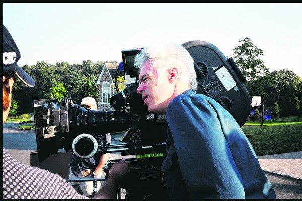 Filmový pankáč Jim Jarmusch.