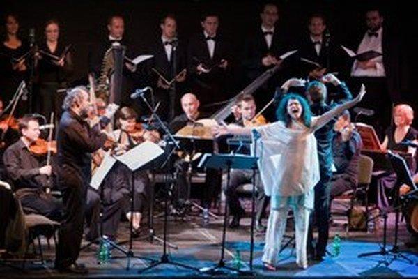 Mater uviedol aj Viva musica! festival v roku 2012.