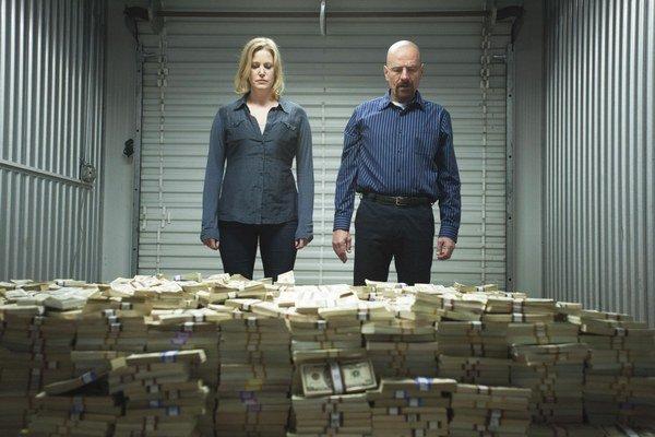 Piatou sériou končí seriál Breaking Bad. Posledný diel premietnu v USA na cintoríne.