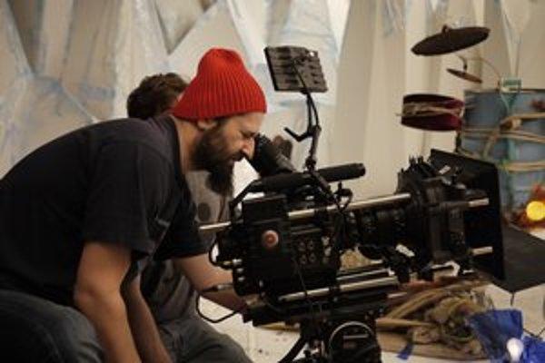 Z animátora sa stal vyhľadávaný kameraman.